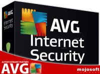 AVG Internet Security 3PC/1Rok
