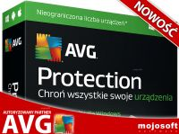 AVG Internet Security MultiDevice 10 urządzeń na 1 Rok