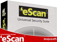 eScan Universal Security Suite 3PC / 1Rok