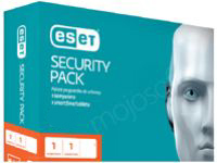 ESET Security Pack 1+1/1Rok