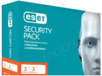 ESET Security Pack 3+3/2Lata