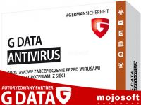G Data AntiVirus 1PC/2Lata