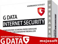 G Data Internet Security 3PC/1rok