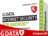 G Data Internet Security for Android 3 Lata
