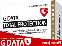 G Data Total Security (Protection) 2PC/1rok