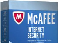 McAfee Internet Security 10PC /1Rok