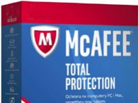McAfee Total Protection 10PC / 1Rok