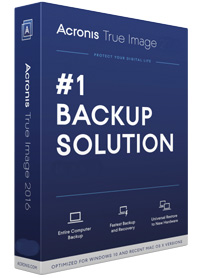 Kup Acronis True Image 3PC lub MAC