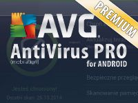 Kup AVG Antivirus PRO Mobilation for Android
