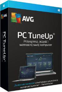 Kup AVG PC TuneUp 5PC/1rok