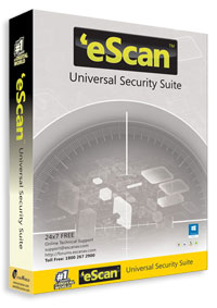 Kup eScan Universal Security Suite 3PC / 1Rok