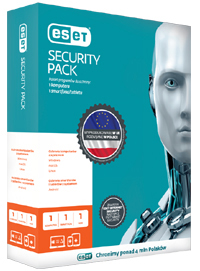 Kup ESET Security Pack 1+1/1Rok