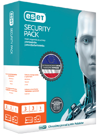 Kup ESET Security Pack 3+3/2Lata
