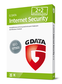 Kup G Data Internet Security 2PC+2xAndroid / 20 miesięcy