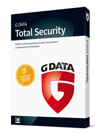 Kup G Data Total Security (Protection) 2PC/1rok