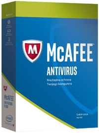 Kup McAfee AntiVirus PLUS 3PC / 1Rok