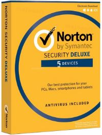 Kup Norton Security Deluxe 5PC / 1Rok