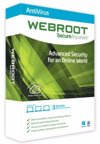 Kup Webroot SecureAnywhere AntiVirus 3PC/1Rok