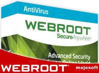 Webroot SecureAnywhere AntiVirus 3PC/1Rok