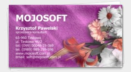 sample business cards Gardening