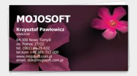 example business cards Flowers