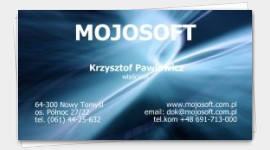 example business cards Classically Miscellaneous