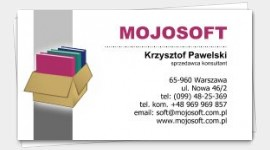 business cards Office