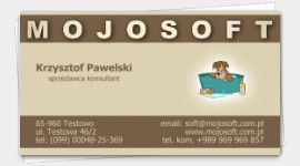 business cards pets