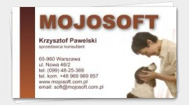 example business cards pets