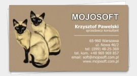 business card pet care