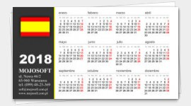templates business cards calendars 2019