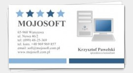 business cards wi-fi