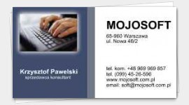 example business cards Classically Elegant