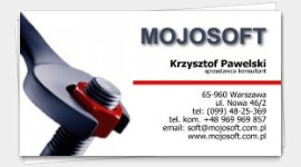 example business cards Services