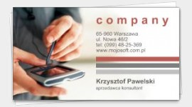 templates business cards Lawyers
