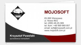 sample business cards Cameraman
