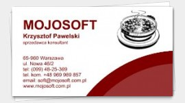 example business cards Food Services