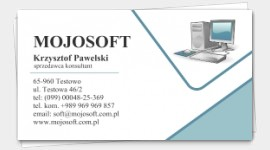 business cards Computers