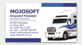 example business cards automotive