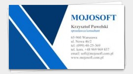 business card Elegant