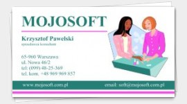 sample business cards avon