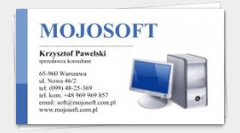 sample business cards lan