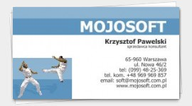 sample business cards Sports