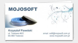 business cards spa